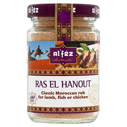 Ras El Hanout Al'Fez classique marocaine Rub 42g