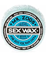 Sex Wax Original Blue Label Tropical