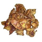 Grobys Ohrmuscheln vom Schwein aus Deutschland, Verpackungseinheit:5 Kilogramm