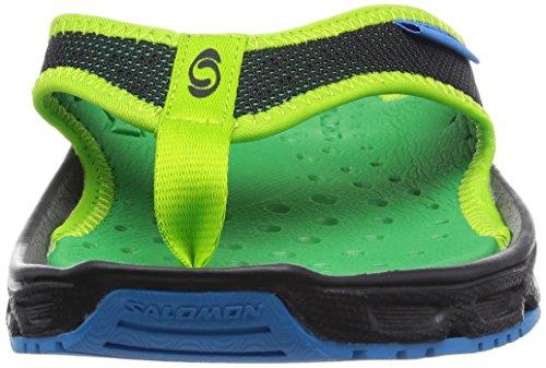 Salomon Rx Break, Sandales de Sport Homme Vert