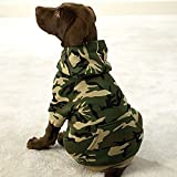 Hundepullover Camouflage