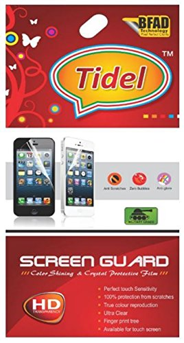Tidel Ulta Clear HD Screen Guard Protector for Micromax Canvas Power A96  available at amazon for Rs.89