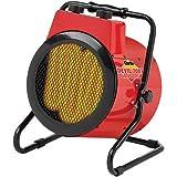 Clarke Devil 7003 3kW Industrial Eléctrico Calentador Ventilador