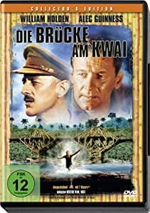 die br cke am kwai 2 dvds sir alec guinness william holden jack hawkins sessue. Black Bedroom Furniture Sets. Home Design Ideas