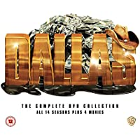Dallas - The Complete DVD Collection 1-14 Includes 4 Movies