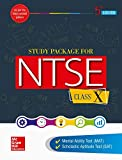 """Study package for NTSE"""" features prominently among McGraw Hill Education's most popular books. The revised fifth edition of the book, with mock test Papers and higher order Thinking questions, is based on the syllabus outlined for Class IX and X, and..."""