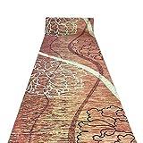 JIAJUAN Läufer Teppiche Flur 3D Rutschfest Küche Halle Passage Eingang Matte, 7mm, 2 Farben, Mehrere Größen Anpassbare (Farbe : B, größe : 1x5m)