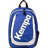 Kempa Rucksack blau mit Ballnetz Größe + Trinkflasche