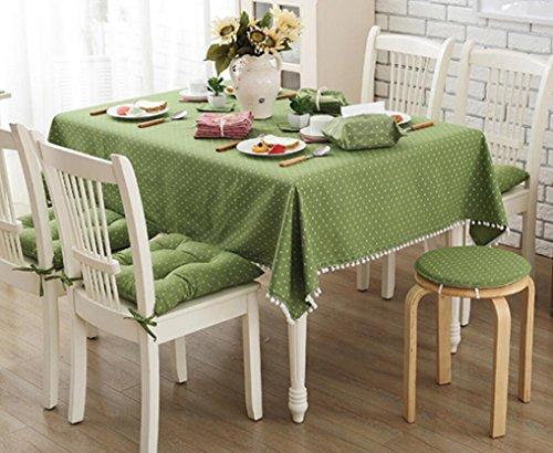 ZC&J Japanisch-Art Tuchtuch Tuch Streifen Staubdicht Antifouling Wohnzimmer TV Tischdecke Mehrzweck Drape Home Decoration,D,140*220cm
