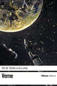 De la tierra a la luna par Julio Verne