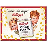 Nostalgic-Art 14259 Kellogg's - Mother!, Magnet 8x6 cm