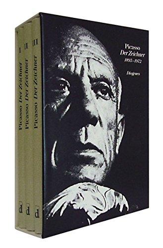 Der Zeichner: in drei Bänden (Kunst) - Pablo Picasso-moderne Kunst