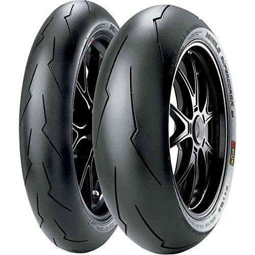 Pirelli Pneu Diablo Supercorsa SP V2 120/70 ZR 17 M/C (58W) TL