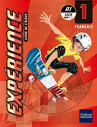 Expérience pack livre de l'élève + comic - 1º eso