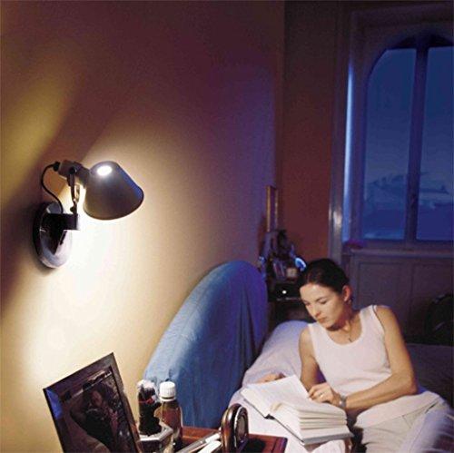 Applique classique lampe de mur de chapeau