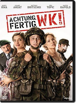 Ready, Steady, Ommm! ( Achtung, fertig, WK! ) [ NON-USA FORMAT, PAL, Reg.2 Import - Switzerland ] by Martin Rapold