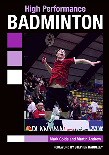 High Performance Badminton por Mark Golds