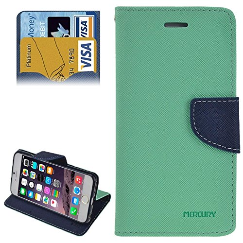 Phone case & Hülle Für IPhone 6 Plus / 6S Plus, Querbeschaffenheit Horizontaler Schlag-Leder-Kasten mit Einbauschlitzen u. Halter ( SKU : S-IP6P-0030R ) S-IP6P-0030