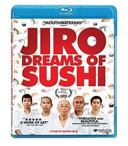 Jiro Dreams of Sushi [Blu-ray] [2011] [US Import]