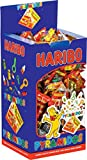 HARIBO Fruchtgummi PYRAMIDOS, 75 Mini-Beutel in Box VE = 1
