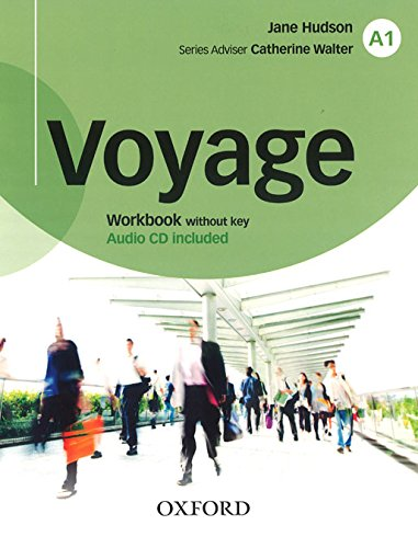 Voyage A1 Workbook without Key and DVD Pack