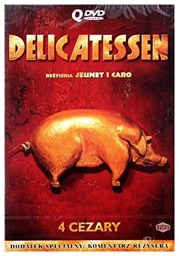 Delicatessen [DVD] [Region 2] (IMPORT) (Keine deutsche Version)