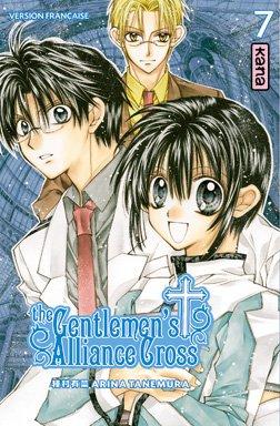 The Gentlemen's Alliance Cross