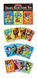 Melissa and Doug Deluxe Animal Card Games