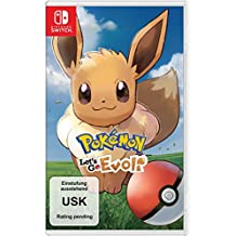 Pokémon: Let´s Go, Evoli! - [Nintendo Switch]