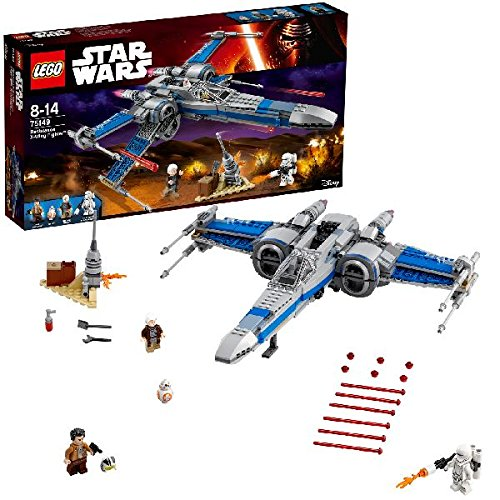LEGO Star Wars 75149 - Resistance X-Wing (Wars Wing Fighter X Star)