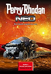 Perry Rhodan Neo Paket 4: Vorstoß nach Arkon: Perry Rhodan Neo Romane 25 bis 36 (Perry Rhodan Neo Paket Sammelband)