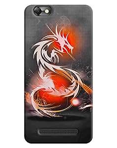 Back Cover for Lenovo Vibe C