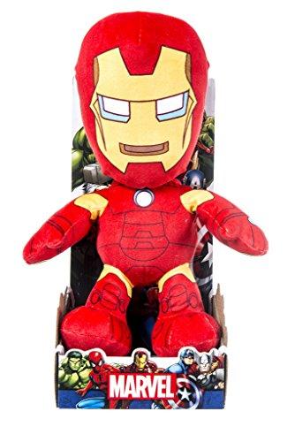 Marvel 31061 25,4cm Iron Man Plüsch-Spielzeug