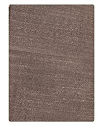 Siyaram Mens Cotton Unstitched Trousers Fabric (Brown)