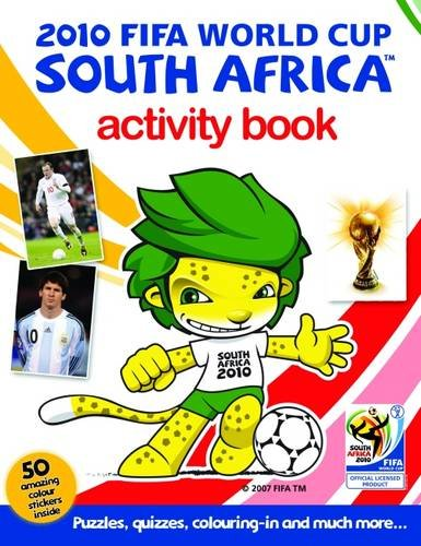 2010 FIFA World Cup South Africa Activity Book