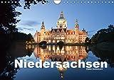 Niedersachsen (Wandkalender 2019 DIN A4 quer): Das Bundesland im Nordwesten der Bundesrepublik zeigt sich in diesem Kalender von seiner allerbesten Seite. (Monatskalender, 14 Seiten ) (CALVENDO Orte) - Peter Schickert