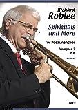 Sprituals and More (B-Stimme für Trompete 2), passend zur Spielpartitur für Posaunenchor