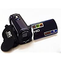 "PowerLead Cámara digital de 16 megapíxeles videocámara DV videocámara mini DV con pantalla de 3.0 ""zoom digital de 16x"