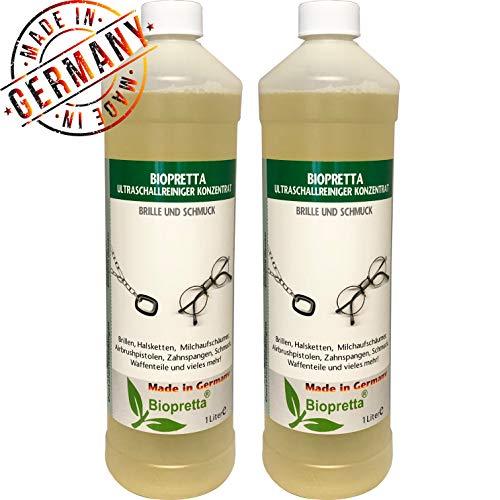 2 Liter Reinigungsflüssigkeit für Ultraschall-Reiniger, Reinigungsprodukt
