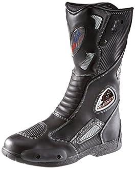 Protectwear Bottes de moto Sport 03203, Noir, Taille: 40