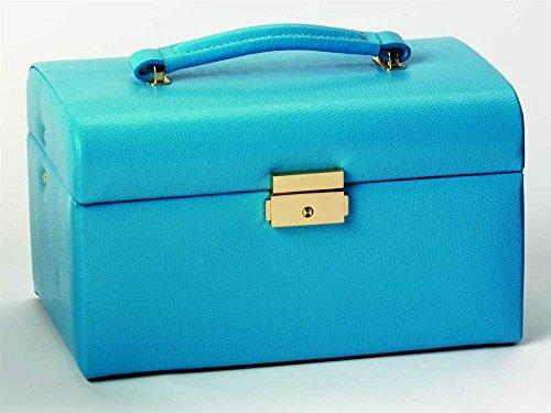 lizard-print-calf-jewel-box-w-handle-blue
