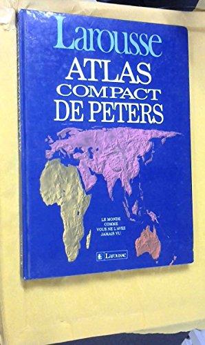 Atlas compact de peters par Collectif