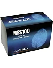 MANTRA MFS 100 Bio-Metric USB Device Optical Fingerprint sensor