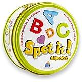 Spot It! Aphabet Card Game