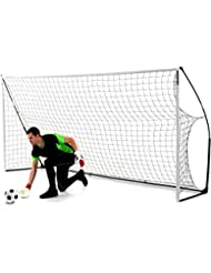 QUICKPLAY Kickster Academy Cages de Foot Portables