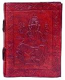 Purpledip Leather Diary / Journal / Deco...