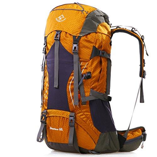 coppia Zaino outdoor/Escursionismo zaino professionale/borsa da viaggio ad alta capacità B