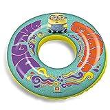 Schwimmring / Schwimmreifen Minions / Minion Party Flower Power ca. 50 cm