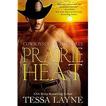 Prairie Heat: Cowboys of the Flint Hills (English Edition)