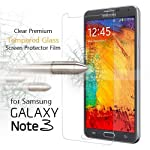 M.G.R Tempered Glass Screen Protector for Samsung Galaxy Note 3
